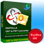 Phenomenal OST to PST Recovery Software
