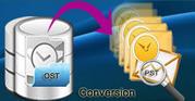 Repair damage OST file by using OST repair tool
