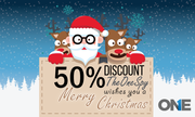 Christmas Gift from TheOneSpy 50% Flat OFF on Android Spy App